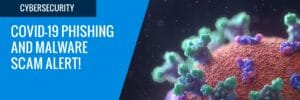 Video blog feature image: Hackers using coronavirus to fool you